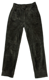 Grass is Greener Suede Pants 6