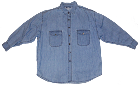 Jean Machine Button Up L