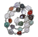 Magic Natural Gemstone Necklace