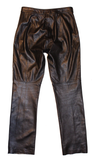 Nifty Thrifty Love Vintage Black Wilson's Leather Pants