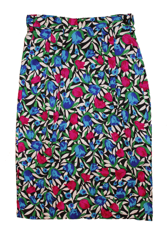 Roses To Roses Skirt XS