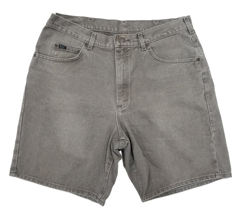 Lee Denim Shorts 38
