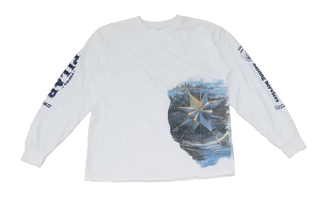 Papa's Pilars Graphic Long Sleeve T-Shirt
