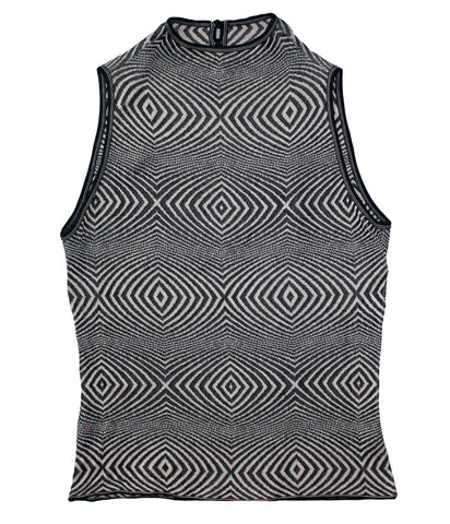 Hypnotize Escada Designer Sleeveless Top 36