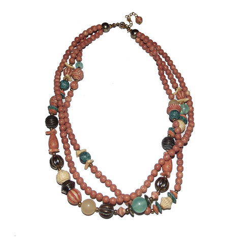 Beady Beads Necklace