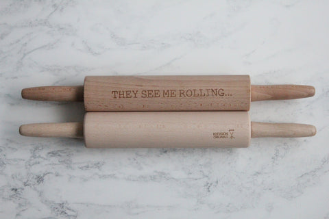 They See Me Rolling Pin