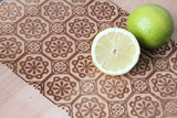 Moroccan Print Chopping Board (Large)