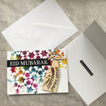 Laser Cut Eid Cards 4 Pack