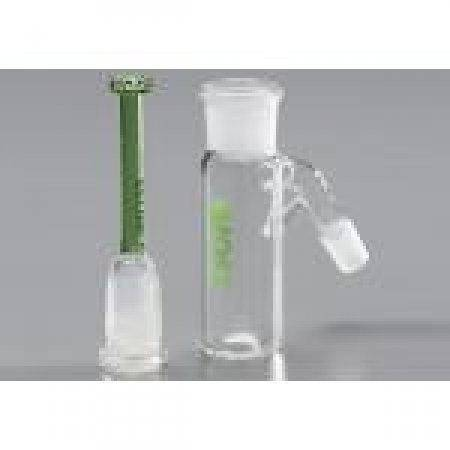 Hoss Glass Ash Catcher with 29 mm Showerhead Diffuser Y409-410
