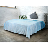 Gradient Ombre Flannel Fleece Blanket
