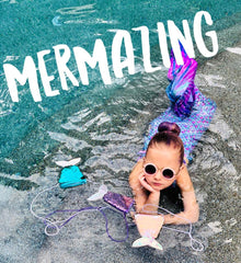 Mermazing - Eden's Addictions Handbags & Accessories