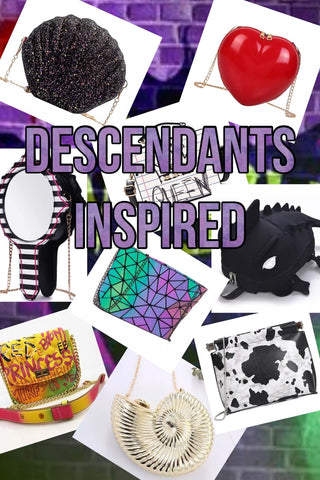 Descendants Inspired Collection - Eden's addictions