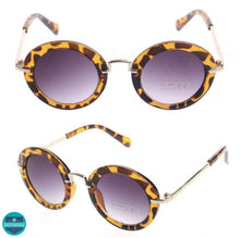 Load image into Gallery viewer, Audrey Sunglasses - Animal Print,addison-s-addictions-handbags-accessories-2
