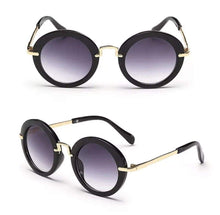 Load image into Gallery viewer, Audrey Sunglasses - Black,addison-s-addictions-handbags-accessories-2