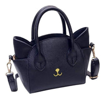 Load image into Gallery viewer, Cats Meow Handbag - Black,addison-s-addictions-handbags-accessories-2