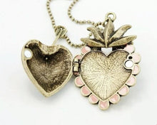 Load image into Gallery viewer, Eevie's Designer Heart Necklace,addison-s-addictions-handbags-accessories-2