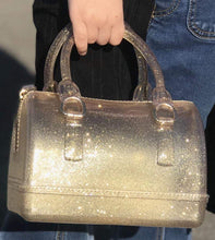 Load image into Gallery viewer, Gwen Handbag - Gold Glitter,addison-s-addictions-handbags-accessories-2
