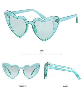 Heart Sunnies - Teal,addison-s-addictions-handbags-accessories-2