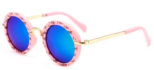 Audrey LOVE Sunglasses - Pink