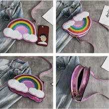 Load image into Gallery viewer, Over The Rainbow Handbag - Pink,addison-s-addictions-handbags-accessories-2