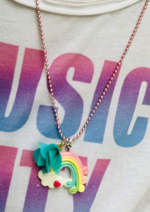 Over The Rainbow Necklace - Pink,addison-s-addictions-handbags-accessories-2