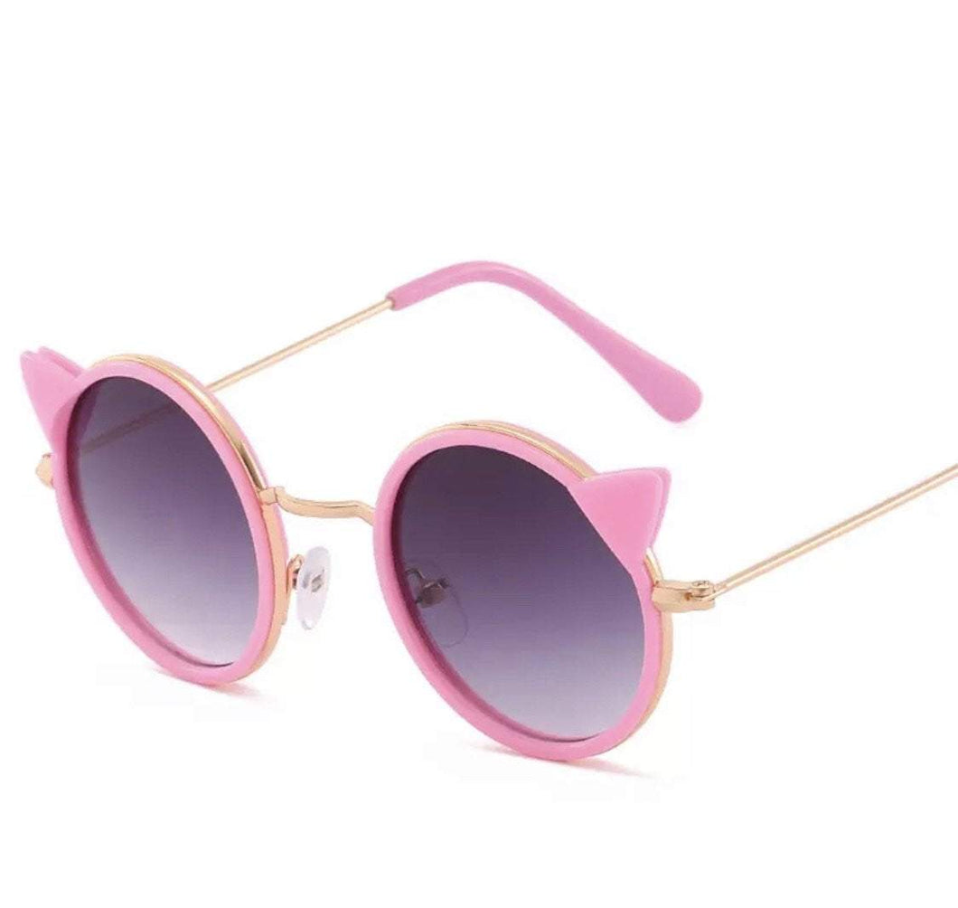 Pink Cat Sunnies - Pink,addison-s-addictions-handbags-accessories-2