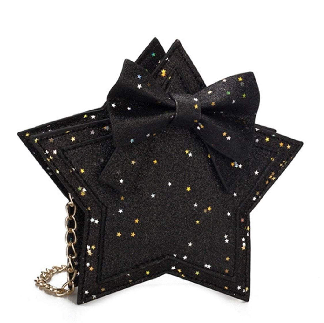 Star -  Black Glitter,addison-s-addictions-handbags-accessories-2