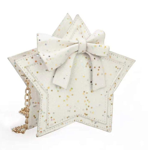 Star - White Glitter,addison-s-addictions-handbags-accessories-2