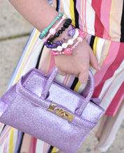 Load image into Gallery viewer, Tristan Handbag - Lilac Sparkle,addison-s-addictions-handbags-accessories-2