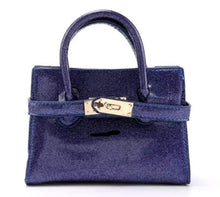 Load image into Gallery viewer, Tristan Handbag - Navy Sparkle,addison-s-addictions-handbags-accessories-2