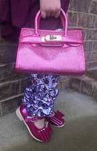 Load image into Gallery viewer, Tristan Handbag - Raspberry Sparkle,addison-s-addictions-handbags-accessories-2