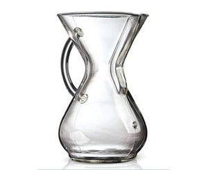 Chemex Glass Handle 6 Cup