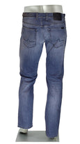 PIPE DENIM SUPER STRETCH BLUE