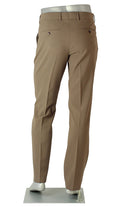 ALBERTO CERAMICA GEORGE DRESS PANT CAMEL 0039