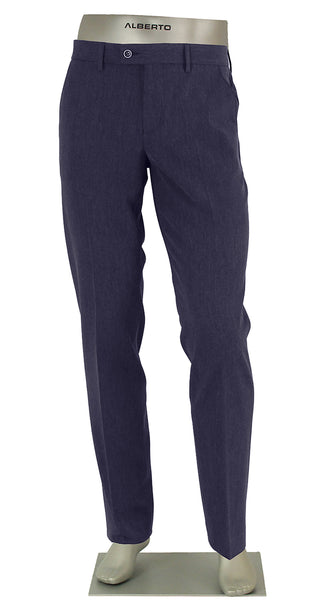 ALBERTO CERAMICA GEORGE DRESS PANT HEATHER BLUE 0039