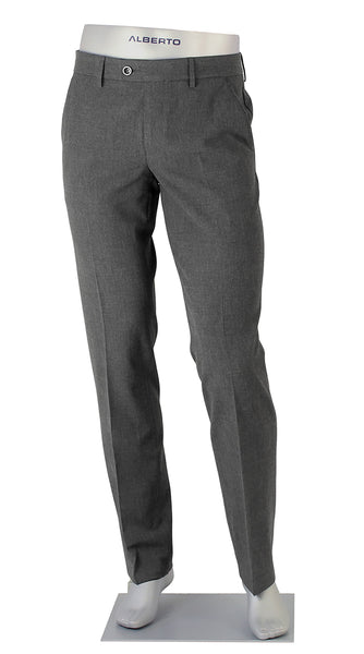 ALBERTO CERAMICA GEORGE DRESS PANT GREY 0039