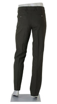 ALBERTO CERAMICA GEORGE DRESS PANT BLACK 0039