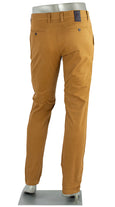 LOU COTTON STRETCH PANT CARAMEL
