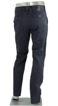 LOU COTTON STRETCH PANT NAVY
