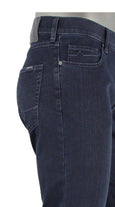 ALBERTO DENIM PIPE T400 INDIGO DARK NAVY JEANS 1393