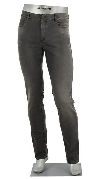 pipe cosy alberto jeans grey charcoal P1459-987 1459