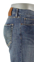ALBERTO JEANS STONE AUTHENTIC DENIM MED BLUE ST1896-881 1896