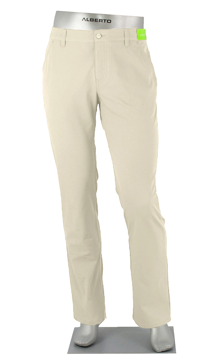 ALBERTO GOLF 3X DRY PANT BUTTER 5535