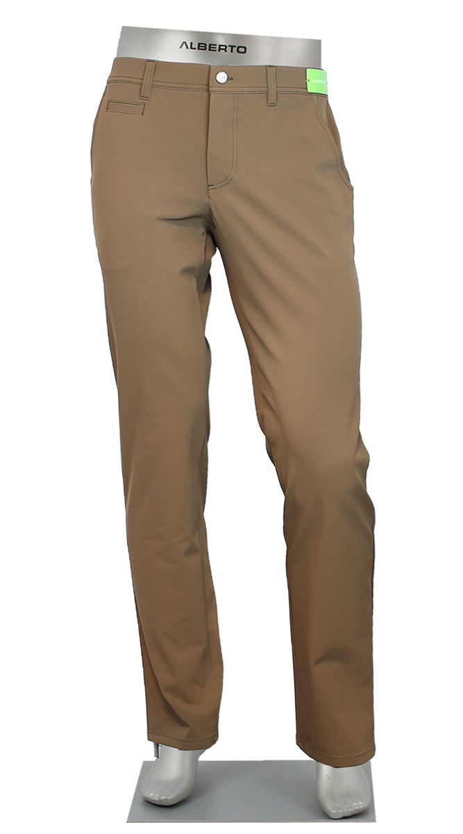 ROOKIE GOLF 3X DRY PANT DARK KHAKI