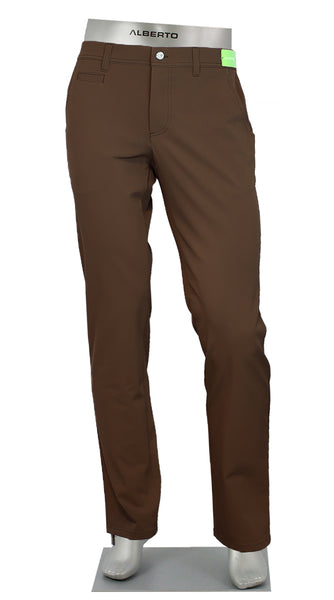 ROOKIE GOLF 3X DRY PANT BROWN