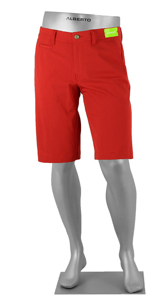 MASTER GOLF 3X DRY SHORTS RED