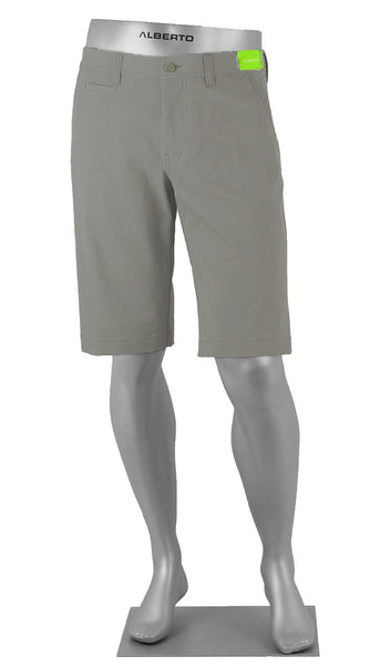 ALBERTO GOLF 3X DRY SHORTS GREY