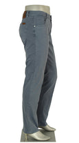 ALBERTO JEANS STONE SUPER STRETCH COTTON BLUE ST1503-860