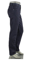 DENIM STONE PREMIUM BUSINESS JEAN INDIGO NAVY BLUE 1680