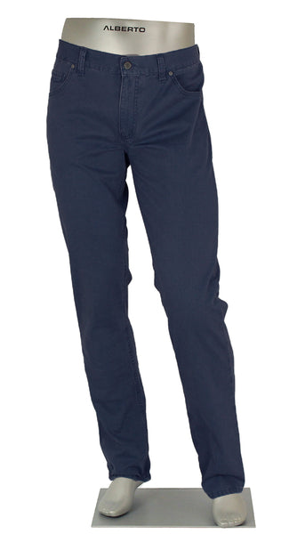 ALBERTO JEANS STONE SUPER STRETCH COTTON NAVY ST1503-890